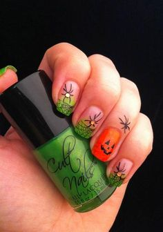 Cult Nails Halloween Manicure