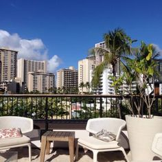 Photo of Tommy Bahama Restaurant | Bar | Store - Waikiki - Honolulu, HI, United States. The view from the balcony!