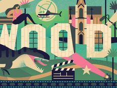 Make It In Hollywood #1 by Owen Davey