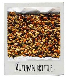 Autumn Brittle | 17 Delicious Snacks To Make This Fall
