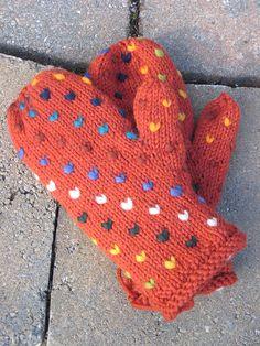 Ravelry: Thrummed Mittens pattern by Helene Driesen