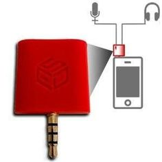 Rockit Headphone/Microphone Splitter Extrasensory Devices http://www.amazon.com/dp/B006T65CXE/ref=cm_sw_r_pi_dp_qluzvb1NQ50Z6