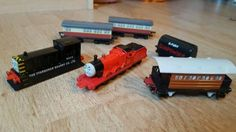 Thomas the tank #engine toy #trains bundle, james, #mavis and more by ertl,  View more on the LINK: 	http://www.zeppy.io/product/gb/2/122011495455/