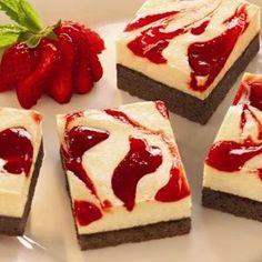 Strawberry Cheesecake Brownies cookie5656
