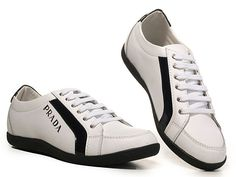 Click to close image, click and drag to move. Use arrow keys for next and previous. Casual Sneakers, Casual Shoes, High Top Sneakers, Prada Purses, Prada Handbags, Prada Shoes, Men's Shoes, Prada Outlet, Prada Men