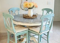 19+ The Importance of Farmhouse Kitchen Table and Chairs
