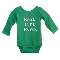 baby first christmas onesie GOING TO TRY MAKING THIS WITH A SOLID ONESIE AND A BLEACH PEN!