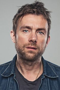 Damon Albarn 2014, by Alex Lake. Looking better with age? I think so!