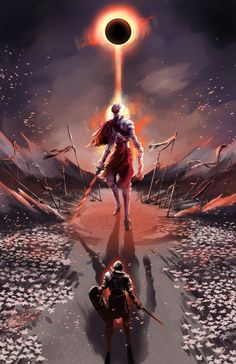 Soul of Cinder by grungomungis