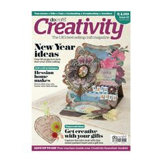 Creativity Magazine Issue 43 - Jan/Feb 2014 - OUT NOW!