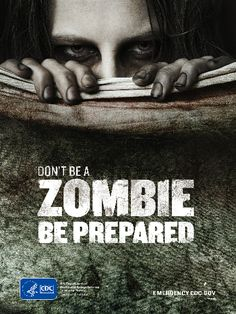 Are you prepared for a Walking Dead-style zombie apocalypse? The CDC hopes so. A fun Forbes article explaining the thought process behind CDCs Zombie disaster prep Cdc Zombie, Zombie Mask, Zombie Apocalypse Survival, Zombie Plan, Zombie Crawl, Zombie News, Walking Dead Zombies, The Walking Dead, Canadian Red Cross