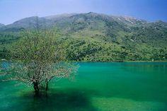 Kournis Lake, Island of Crete