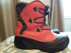 Sorel Icepack Boots Felt lined Insulated size 3 M Winter Skiing Outdoors #Sorel #Boots