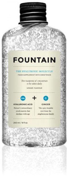 FOUNTAIN The Hyaluronic Molecule (240ml) http://www.ebay.co.uk/itm/FOUNTAIN-The-Hyaluronic-Molecule-240ml-/252429641059?hash=item3ac5faa563:g:URUAAOSwc1FXZTym