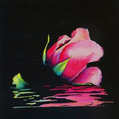 The Gayle Vogel Kirby Studio: Discarded Rose