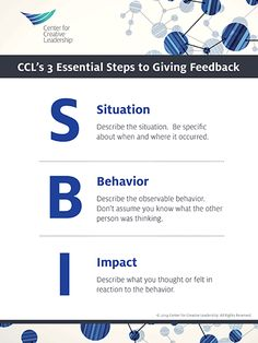 Feedback You Can Fathom: Center for Creative Leadership Blog #leadership #feedback