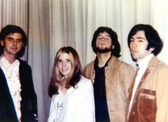 Stevie Nicks & Lindsey Buckingham ~ Fritz Era Early '70's | R in burbs