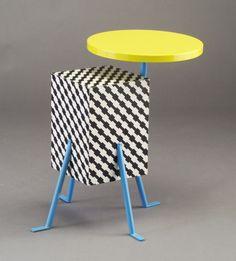 MICHELE De LUCCHI for MEMPHIS `Kristal` table,