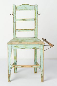 """""""altered ego chair"""" Anthropology only wants $780.00 for this chair. I ordered two."""