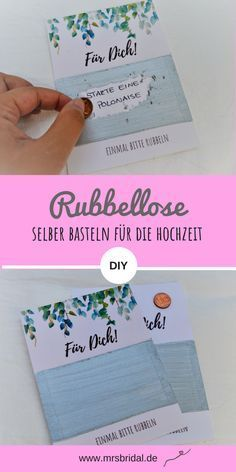 Make scratch cards for the wedding yourself with freebies - Mrs .- Rubbellose für die Hochzeit selber machen mit Freebies – Mrs Bridal Make scratch cards for the wedding yourself with Freebies Wedding Trends, Wedding Blog, Diy Wedding, Wedding Favors, Wedding Invitations, Wedding Day, Wedding Jobs, Wedding Venues, Perfect Wedding