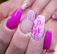 25 Latest & Stylish Pink Nail Art Ideas – The Second Part – |
