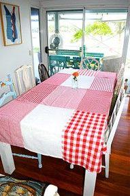 kitchen towel tablecloth