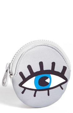 MARC BY MARC JACOBS Coin Pouch   Nordstrom: is this awesome or lame for an optometrist? I going with awesome.