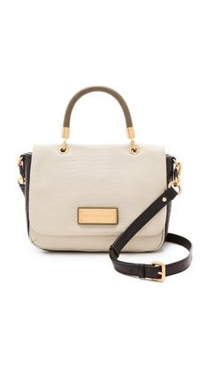 2ec11d9573 Special Offers Available Click Image Above  Marc By Marc Jacobs Too Hot To  Handle Colorblock Small Top Handle Bag