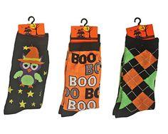 Assorted Halloween Woven Crew Socks Ladies Shoe Size 4-10 3 Pack ShopKo http://www.amazon.com/dp/B0130V211Q/ref=cm_sw_r_pi_dp_UDlVvb1BF1SZD