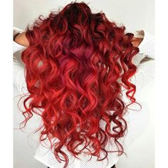 * How-To: Big Red Color Melt >>>