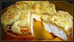 Le placek est un délicieux gâteau aux pommes, d'origine Polonaise. C'est en fait une base briochée avec des pommes et une sorte de crumble. C'est vraiment bon ! Vous pouvez le déguster tel quel ou avec un peu de chantilly, crème glacée etc... > 200g lait...