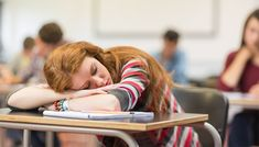 Image result for sleeping during lecture illustration