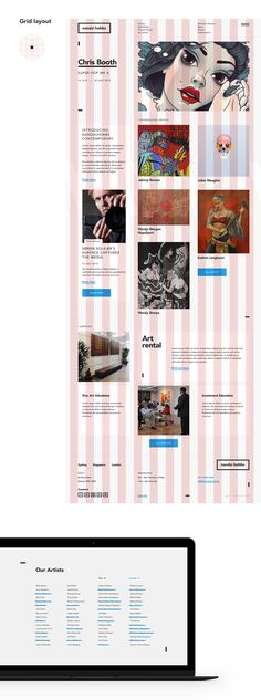 Nanda\Hobbs Contemporary on Web Design Served