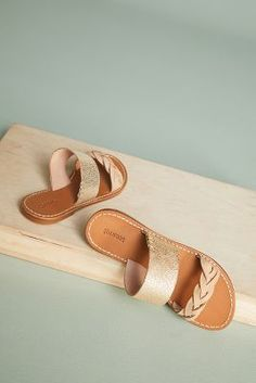 Shop the Soludos Metallic Braided Slide Sandals and more Anthropologie at Anthropologie today. Read customer reviews, discover product details and more.
