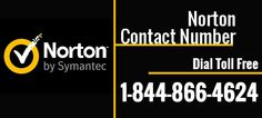 Norton Customer Support Number | Dial 1-844-866-4624
