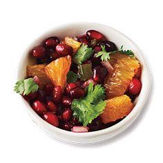 Best Pomegranate Recipes   Pomegranate-Orange Salsa   CookingLight.com