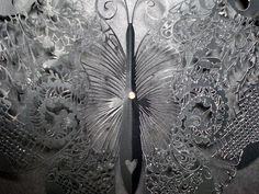 Paper cut art by Hina Aoyama