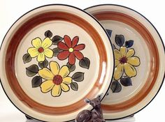 Thrift Haul: Vintage Browns All Around, Beautiful Brown Dinnerware Vintage Dishware, Vintage Dinnerware, Vintage Dishes, Brown Dinnerware, Thrift Haul, Japanese Dishes, Vintage Japanese, Home Decor Inspiration, A Table