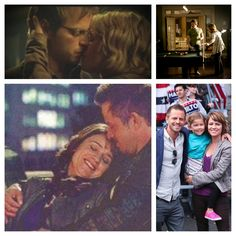 How can you not love Danny & Lindsay Messer?! ~ CSI: NY