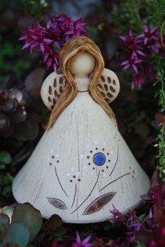 Simira - Zvonek - anděl - malina