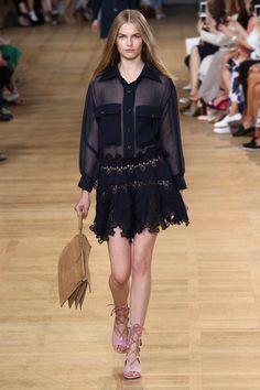 Chloé Spring 2015 RTW – Runway – Vogue #pfw #style