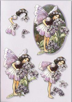 3D Mini 01 - Flower fairies - linda statham - Picasa Webalbum