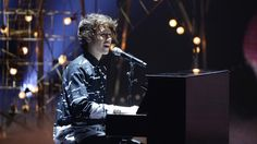 Young Isaac couldn't believe his luck when he breezed into the BGT final. You could hear a pin drop during his rendition of Billy Joel's She's Always A Women, but will the public make some noise for the young singer? Britain Got Talent, Finals, Places To Visit, Concert, Note, Youtube, Singers, Videos, Music