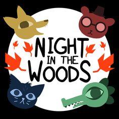 Night in the Woods by Cybonacy2
