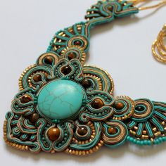 Galeria Olissima - Kasia Biedrycka - The best sutasz / soutache in Poland !!!