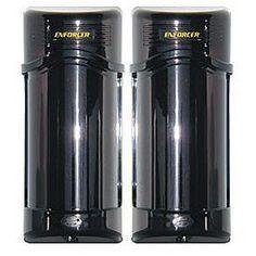 Seco Larm E 960 D290q Enforcer Twin Photobeam Detectors With Laser Beam Alignment 290 Foot Range By Seco Larm 113 04 Add Reliable Perimeter Sec Larme Module