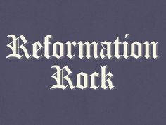 A catchy tune that helps Reformation history stick in students' minds! The Reformation Rock video teaches about Luther's beliefs, notable events, and more.
