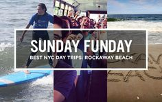 Escape NYC with Booze, Surf and Sun at Rockaway Beach - Possibly the city's best summer day-trip