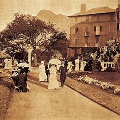 Old Pictures, Old Photos, Most Beautiful Cities, Historical Pictures, African History, Cape Town, South Africa, Places To Go, Dolores Park