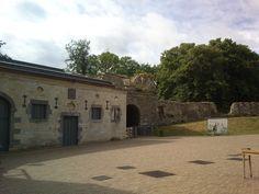 Binnenplaats / Main square Pietersheim - Lanaken